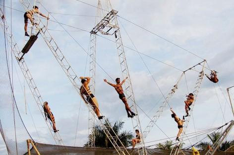 Espetáculo Brasil Lux