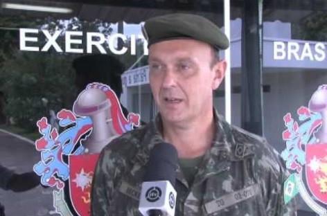 Tiro de Guerra de Itatiba realiza solenidade em comemoração ao dia da bandeira