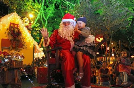 Natal Encantado de Morungaba tem programação especial
