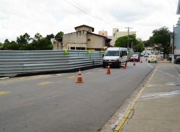 Rua Santo Antonio é liberada após isolamento de área