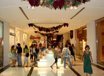 Vendas no Natal aumentaram 6% neste ano
