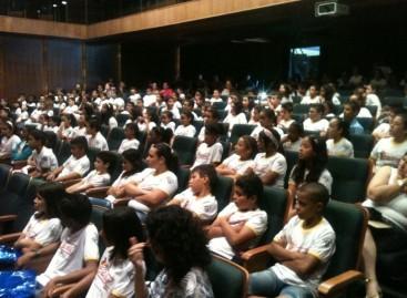 Proerd forma mais 222 alunos