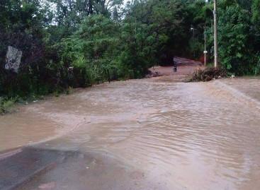 Itatiba registra 14,6 mm de chuva na última quarta-feira