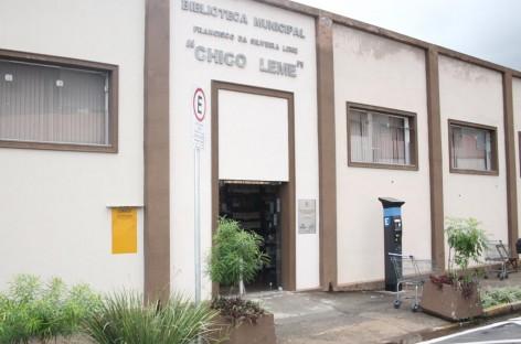 Biblioteca Chico Leme é fechada para reforma