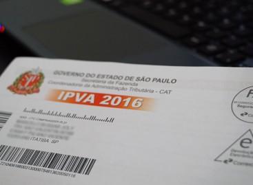 Polícia apura tentativa de fraude no pagamento do IPVA em São Paulo