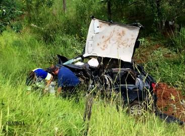 Acidente deixa três mortos e um ferido na Itatiba – Bragança