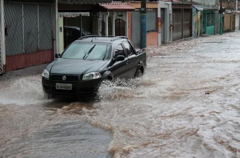 Mudanças no clima tornam chuvas mais frequentes e fortes