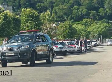 Continuam as investigações no caso do PM assassinado em Itatiba