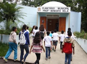 Prefeitura de Itatiba oferece curso preparatório para a Olimpíada de Astronomia