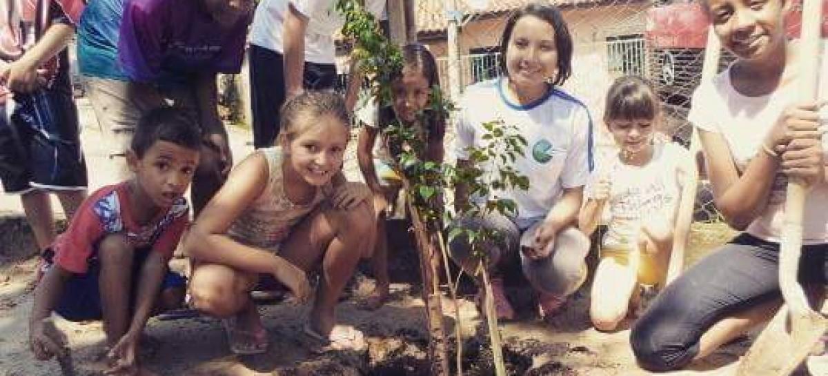 jardim ipe em itatiba: realiza mutirão para revitalizar praça no Jardim Ipê