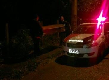 Mulher é encontrada morta no Bairro da Ponte, em Itatiba