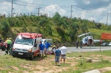 Acidente na Rodovia João Cereser deixa quatro pessoas mortas