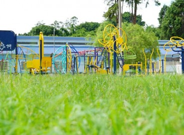 Mato alto e sujeira em Itatiba preocupam moradores