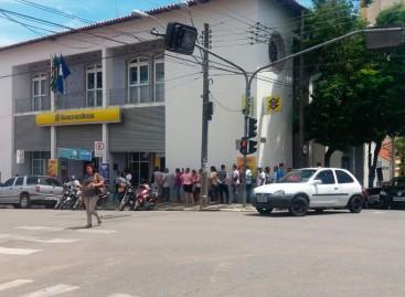 Movimento nas agências bancárias de Itatiba é intenso após Carnaval