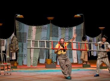 Apresentação circense agita Teatro Ralino Zambotto no dia 13