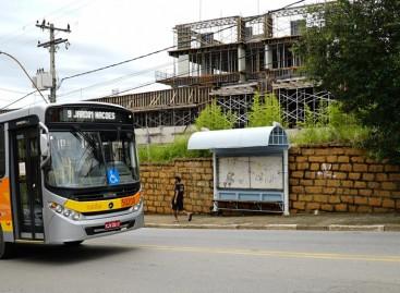 Ponto de ônibus será retirado na Av. Expedicionários Brasileiros