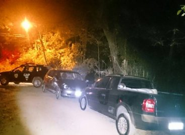 Equipe do GAP de Itatiba recupera dois carros roubados
