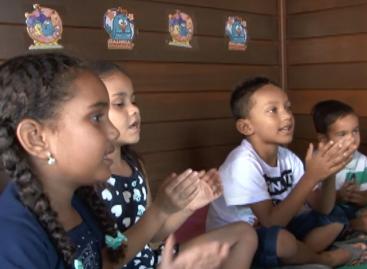 Projeto Social de Itatiba trabalha a cidadania e respeito entre as crianças