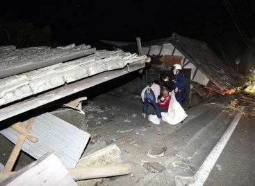 Sobe para 9 número de mortos por terremoto no Japão