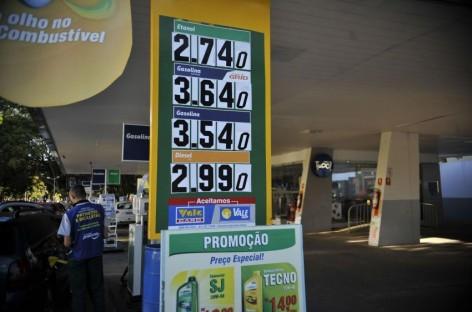 Preço do etanol sobe em 20 Estados e cai em 6 e no DF na semana