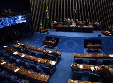 Senado elege comissão especial que vai analisar processo de impeachment