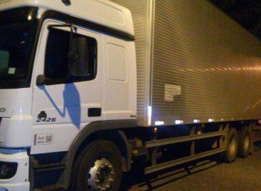 GM de Itatiba recupera caminhão roubado e prende dois criminosos