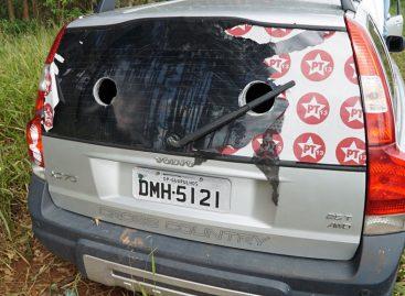 Quadrilha interdita Rodovia D. Pedro e ataca carros-fortes com fuzis