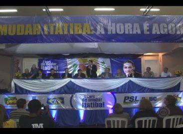 Vereador Douglas Augusto anuncia pré-candidatura a prefeito de Itatiba