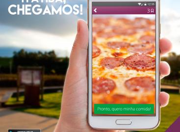 Restaurantes de Itatiba utilizam aplicativo de celular para facilitar os pedidos
