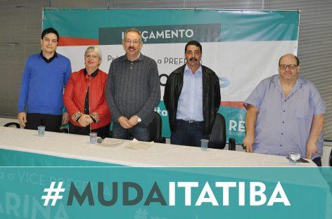 Dr. Parisotto lança pré-candidatura a prefeito de Itatiba