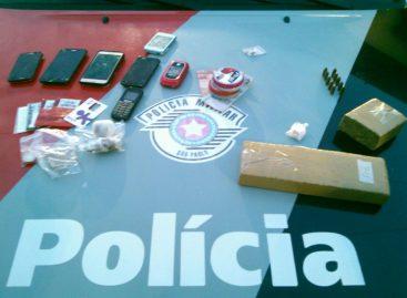 Traficante é preso pela equipe da Força Tática no Jatobá