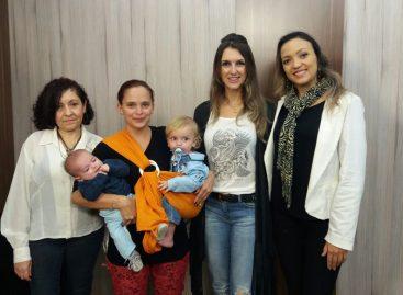 Dança Materna para Mães e Bebês