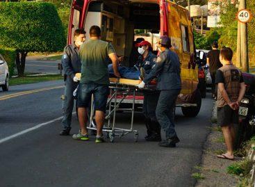 Imprudência no trânsito: motociclista embriagado na SP-360