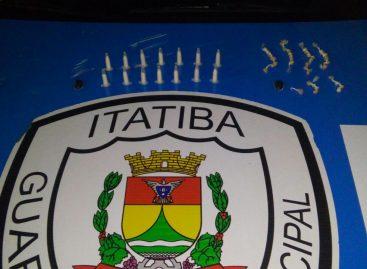 Guardas Municipais apreendem entorpecentes na Itatiba-Valinhos