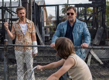 'Dois Caras Legais', com Ryan Gosling e Russell Crowe, reinventa o cinema de duplas