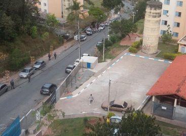 Trio suspeito de atacar viatura da PM é detido no Bairro Pedro Costa