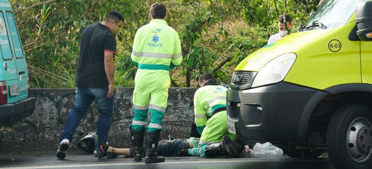 Motociclista de 18 anos morre em colisão na Itatiba-Bragança