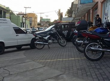 Distribuidora de gás é assaltada em Itatiba e GAP detém um dos suspeitos