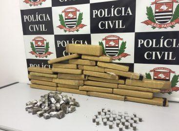 Dise de Jundiaí prende responsável por distribuição de drogas em Itatiba