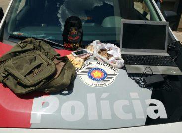"""Policiais Militares prendem ladrão """"Cinderela"""" em Itatiba"""