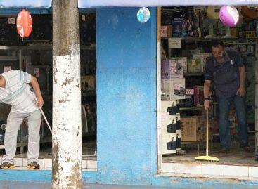 Chuva de 15 minutos causa transtornos em Itatiba nesta segunda-feira (30)