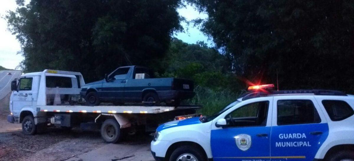 GM recolhe produtos de furto em hotel na Itatiba-Morungaba