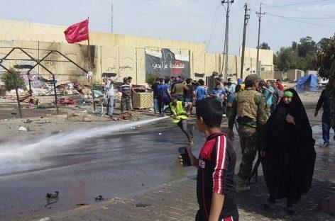 Explosão suicida de um carro mata ao menos 11 civis no Iraque