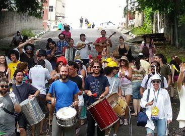 Bloco Sputnik faz a folia nas terças de Carnaval em Itatiba