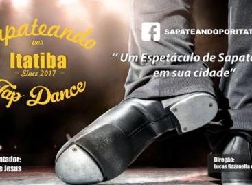 Março terá espetáculo de sapateado no Teatro Ralino Zambotto