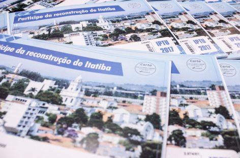 Carnês de IPTU começam a ser entregues em Itatiba