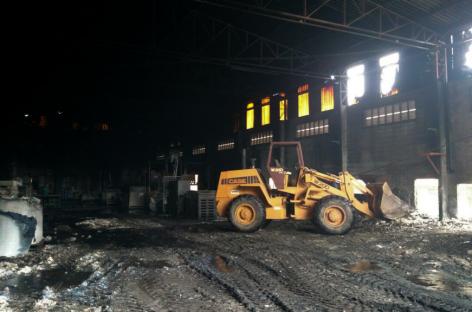 Incêndio atinge indústria de plásticos em Jundiaí