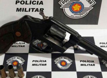 Dupla efetua disparos em frente a casa noturna de Jundiaí e é presa pela PM