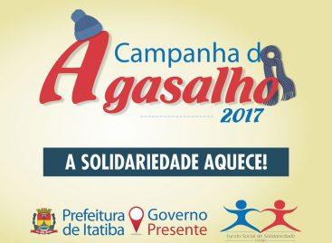 Prefeitura lança Campanha do Agasalho 2017