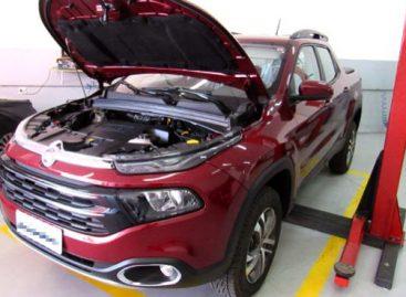 Fiat convoca recall de veículos Toro e Jepp Compass
